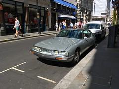 1971 Citroen SM Coupe 2.7Litre V6 (mangopulp2008) Tags: 1971 citroen sm coupe 27litre v6
