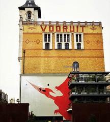 New in #Ghent : a #pterradactyl #mural by #Bonom. . #Gent #Belgium #graffiti #urbanart #graffitiart #streetartbelgium #graffitibelgium #visitgent #urbanart_daily #graffitiart_daily #streetarteverywhere #streetart_daily #ilovestreetart #igersstreetart #gen (Ferdinand 'Ferre' Feys) Tags: instagram gent ghent gand belgium belgique belgië streetart artdelarue graffitiart graffiti graff urbanart urbanarte arteurbano ferdinandfeys bonom