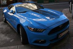 Ford Mustang GT (Wolfgang Bazer) Tags: ford mustang gt car auto sportwagen wien vienna österreich austria