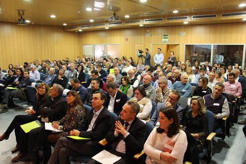 Jornada XXV Aniversario Red ATRIAs. Moncada (17-11-2017)