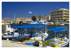 Old Harbour (Dr_Babis) Tags: nikon d610 fx nikkor50mm greece crete chania architecture harbour port