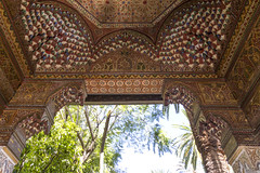 2018-4701 (storvandre) Tags: morocco marocco africa trip storvandre marrakech historic history casbah ksar bahia kasbah palace mosaic art