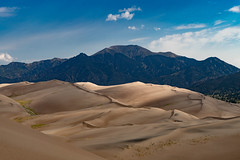 IMG_0154 (ul_fabius) Tags: america colorado desert deserto dune estate greatsanddunesnationalpark nationalpark natura nature panorama parconazionale sabbia summer trips usa crestone statiunitidamerica us