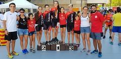 Patinatge en línia | Júlia Espín, triple campiona d'Espanya