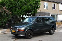 199? Chrysler Voyager 3.3i V6 LE AWD (rvandermaar) Tags: 199 chrysler voyager 33i v6 le awd chryslervoyager dodge caravan towncountry sidecode5 sphg90 rvdm