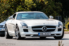 Mercedes Benz SLS (MAV-AT-Pics) Tags: grip carsandcoffee car auto carmeet bispingen autotreffen mercedes mercedesbenz sls