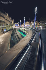 Awaiting @Montpellier (Benjamin MOUROT) Tags: benjaminmourot canon 7dmkii 7d 7dmarkii 1022mm photoshopcs6 lightroom6 nature view pov poselongue longexposure retardateur lente filtre nd1000 nd110 montpellier hérault languedocroussillon france francia faguo french architecture monument geotaged leefilter nisifilter bigstopper