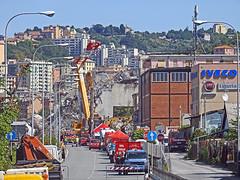 18082621335Morandi (coundown) Tags: genova crollo ponte morandi pontemorandi catastrofe bridge stralli impalcato piloni vvf autostrada