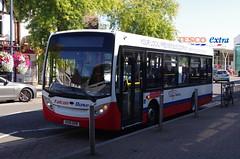 IMGP4080 (Steve Guess) Tags: addlestone stationroad surrey england gb uk bus falcon coaches buses travel alexander dennis enviro 200 kx10dvm