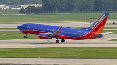 Southwest Airlines Boeing 737-7H4(WL) N495WN (MIDEXJET (Thank you for over 2 million views!)) Tags: milwaukee milwaukeewisconsin generalmitchellinternationalairport milwaukeemitchellinternationalairport kmke mke gmia flymke southwestairlinesboeing7377h4wln495wn southwestairlines boeing7377h4wl n495wn boeing7377h4 boeing737700 boeing737 boeing 737 737700 7377h4 wisconsin unitedstatesofamerica