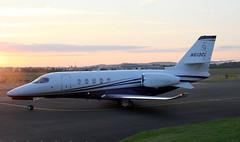 Cessna Citation Latitude N613CL (egbjdh) Tags: davehaines september2018 egbj staverton gloucester