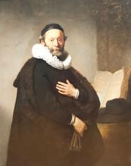 Portrait of Johannes Wlenbogeert -Rembrandt van Rijn (Val in Sydney) Tags: rembrandt amsterdam holland museum rijkmuseum