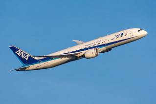 JA836A - All Nippon Airways - Boeing 787-9 Dreamliner