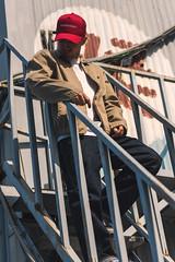 29 (GVG STORE) Tags: headwear campcap snapback snapbackcap ballcap basecallcap coordination menscoordination streetwear streetstyle streetfashion gvg gvgstore gvgshop kstyle kfashion