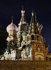 St. Basil (jiturbe) Tags: moscú russia rusia stbasil sanbasilio catedral cathedral