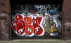 graffiti in amsterdam (wojofoto) Tags: amsterdam nederland netherland holland graffiti streetart wojofoto wolfgangjosten set
