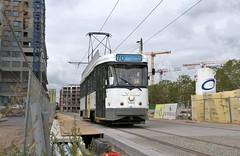7002 70 (brossel 8260) Tags: belgique antwerpen anvers tram pcc delijn
