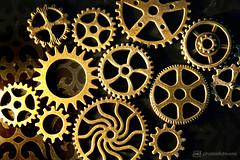 cogwheels (photos4dreams) Tags: photos4dreams p4d photos4dreamz macromondays macro macrolens makro zahnrad zahnräder cogwheel wheels cogs