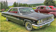 1963 Ford Galaxie 500XL (2.6 Million + views!!! Thank you!!!) Tags: canon eos 70d 1022mm psp2018 paintshoppro2018 ford classicauto classiccar milton ontario canada efex topaz