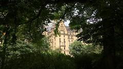image (mariao88) Tags: dakota new york hotel beatles john lennon strawberry fields grand park trees buildings bricks roof