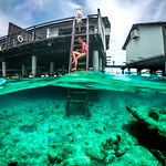 Two Worlds - Maldives - Travel photography thumbnail