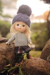 Exploring 👀 (Petitedoll) Tags: nature bjd doll mong secretdoll