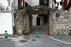 Fontarrabie, San Nikolas Kalea (vincent_dandrieubergez) Tags: fontarrabie