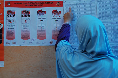 Finding Voter's Number