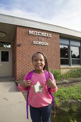 Mitchell Preschool First Day (Des Moines Public Schools) Tags: mitchell preschool