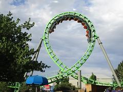 Sidewinder (BunnyHugger) Tags: amusementpark arrow colorado denver elitchgardens rollercoaster shuttleloop sidewinder
