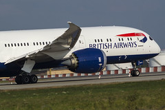 G-ZBKO British Airways Boeing 787-9 Dreamliner (natan_ivanov83) Tags: aircraft airplane uudd dme domodrdovo spotting boeing787 dreamliner