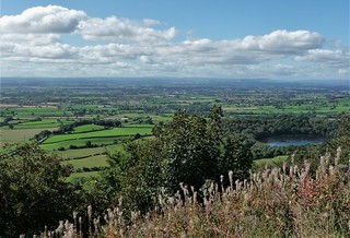 View from Sutton Bank near Thirsk