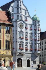 Rathaus (grasso.gino) Tags: deutschland germany memmingen nikon d5200 rathaus townhall 50mm
