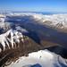 Flight over Spitsbergen from South to Longyearbyen https://www.ltandc.org/svalbard/