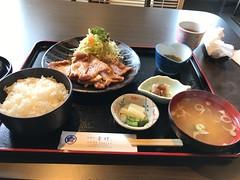 豚生姜焼き定食 (96neko) Tags: snapdish iphone 7 food recipe 青竹