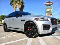 Jaguar F-Pace w/ Ace Alloy Flowform AFF06 (Arlene Ace Alloy) Tags: jaguar jaguarfpace fpace suv luxury acealloywheels aceflowform acealloy acewheels 20 aftermarket wheelscustom rims tires fitment
