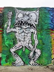 Sammen / Dok Noord - 20 aug 2018 (Ferdinand 'Ferre' Feys) Tags: gent ghent gand belgium belgique belgië streetart artdelarue graffitiart graffiti graff urbanart urbanarte arteurbano ferdinandfeys bestof2018be