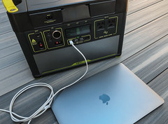 Goal Zero Yeti 1400 Lithium Portable Power Station with WiFi (Tony Webster) Tags: apple applemacbookpro applelogo goalzero macbook macbookpro pd pdspec powerdelivery usb usbpowerdelivery usbc yeti1400 batterycharger batterypack campinggear charger lithium powerstation solarpower solarstation