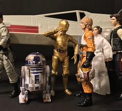 3PO: Sir if any of my circuits or gears will help him I will gladly donate them. (chevy2who) Tags: leia solo han series black blackseries starwars wars star toyphotography toy lukeskywalker 3po anewhope hope new