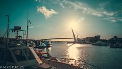 180719-漁人碼頭 (NEO Shie) Tags: m43 夕陽 風景 sunset 台灣 漁人碼頭