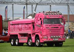 Jim Jamieson Quarries Scania MO11LYZ (andyflyer) Tags: jamiesonquarries scania mo11lyz truckfest truckfestscotland truckfestscotland2018 2018truckfestscotland haulage lorry truck hgv truckshow transport roadtransport
