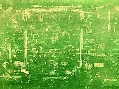 Old School Media (byzantiumbooks) Tags: chalkboard hereios we'rehere