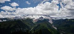 Mount Rainier (keithc1234) Tags: mountrainier mountrainiernationalpark clouds glaciers snow landscape hiking mountains