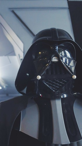 I'm your father.  Really? Huh