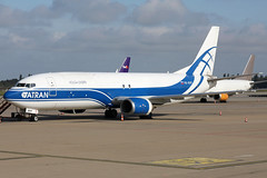 VQ-BVF 15092018 (Tristar1011) Tags: eblg lgg liègeairport cargo freighter atran volgadneprairlines boeing 737400sf b734 vqbvf ooctw airbridgecargo