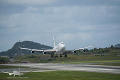 Wamos Air - EC-KQC - B747-400 (Aviation & Maritime) Tags: eckqc wamosair wamos boeing b747 b747400 boeing747 boeing747400 bgo enbr flesland bergenairportflesland bergenlufthavnflesland bergen norway