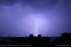 20170806-2114 (srkirad) Tags: sky night belgrade beograd serbia srbija travel storm stormy clouds cloudy lightning buildings skyline genex towers