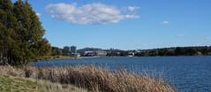 across Lake Ginninderra (spelio) Tags: act canberra australia
