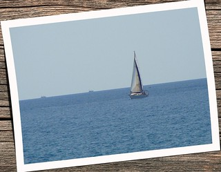 Cartolina dal mare  -  Postcard from the sea
