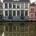 An Old Building Reflected - Ghent, Belgium